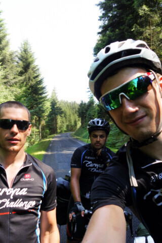 Conquering the Alps - 2014