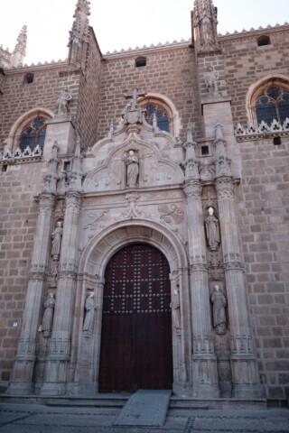 Madrid to Toledo - 2017