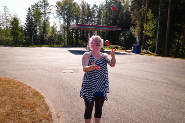 Hitchhikers Guide to Finland - 2015