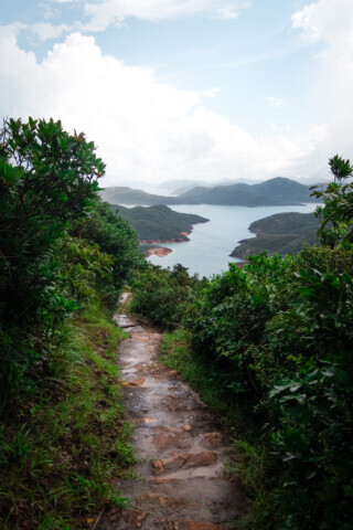 Hiking in Hong Kong - 2016