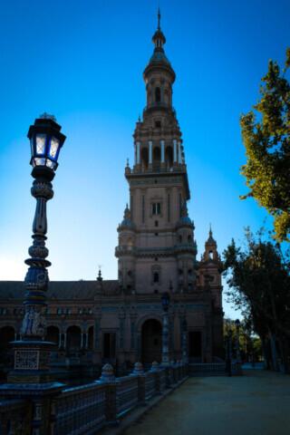 Sunset in Seville - 2017
